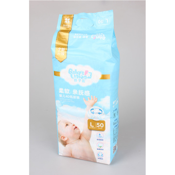 Biodegradable Baby Diapers with Japan SAP