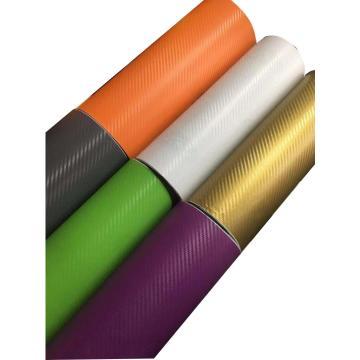 30x127cm 3D High Glossy Carbon Fiber Vinyl Film Car Styling Wrap Motorcycle Car Styling Accessories Carbon Fiber Sticker