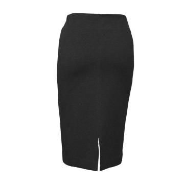Ladies Black knee-length Skirt
