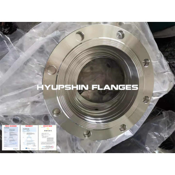 Flange Stainless Steel Forged 304 316 DIN EN1092-1