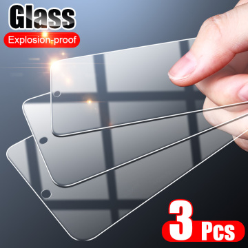 3Pcs Full Cover Tempered Glass For Samsung Galaxy A50 A70 A51 A71 A30 A20 A10 Screen Protector For Samsung M30s A50s A20E Glass