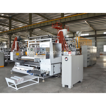 1500mm Cast PE Stretch Film Packing Machine