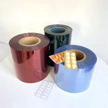 PVC Rigid Sheet Blister Packing rolls