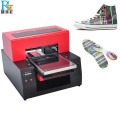 I-A3 Iqondisa ku-Garment Shoes Printer Shoes