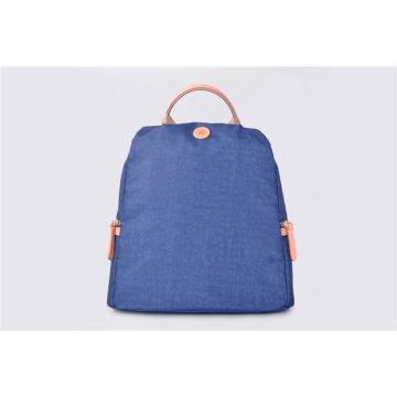 High-Grade Waterproof Nylon Backpack School Bag