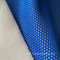 Mesh Bonded Hole Look Fabric