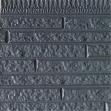 Exterior wall PU panel for building material
