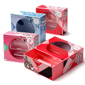 Drawer Gift Paper Box Wiht Logo