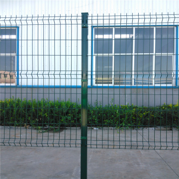 Anti- Climb Railway 3D Heavy Duty Wire Mesh Fence