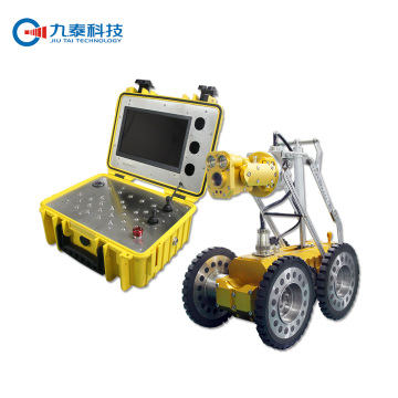 CCTV  Pipe Crawler Sewer RobotInspection System