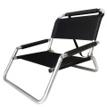 Water Resistant aluminum Beach Chairs with Slip Pocket