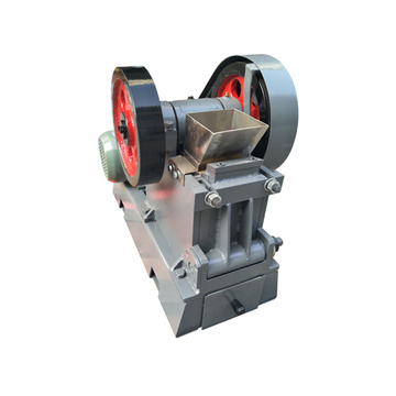 Mineral Separation Pollution-free Corundum Jaw Crusher