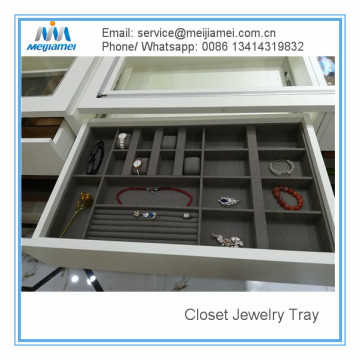 Jewerly Tray and Inserts