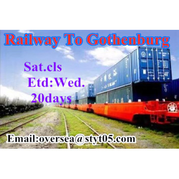 Railway Transportation To Gothenburg