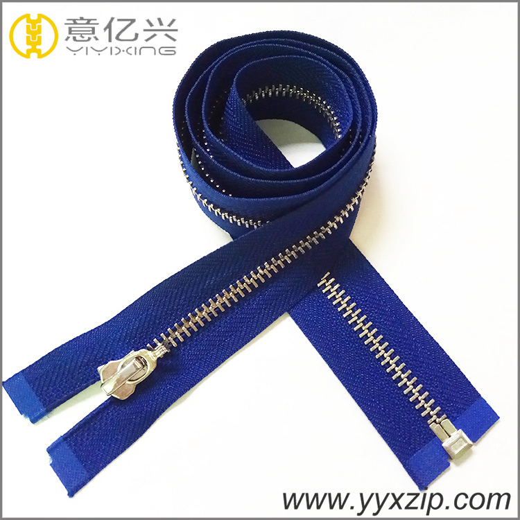 Fashion Metal Zipper