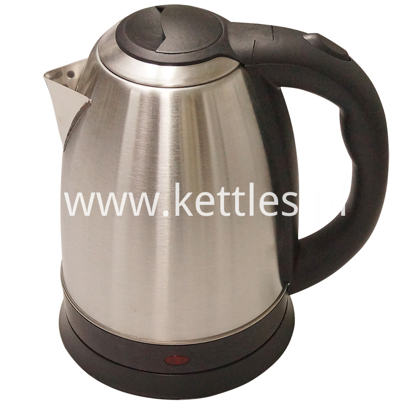 commercial battery kettle