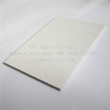 Fire resistive Ceilings Board With EPS For Hosptial