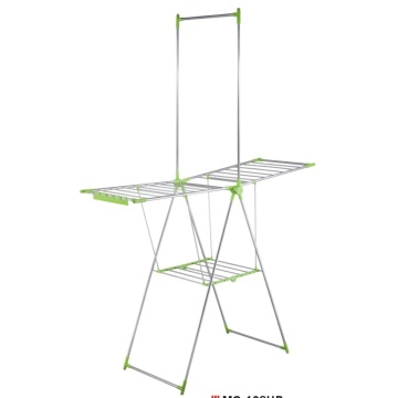 2-Tier Portable Cloth-Dry Stand