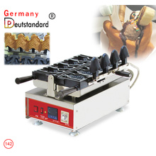 popular hot sale taiyaki machine open mouth