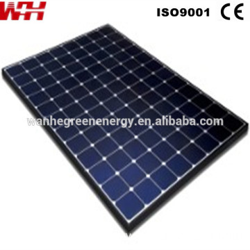 Monocrystalline Solar Panels 24V 250W for Mobile Homes