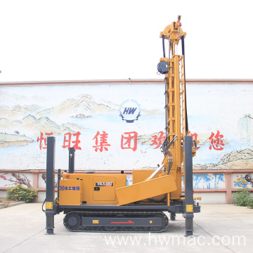 500M Deep Hole DTH Drilling Rig In Philippines