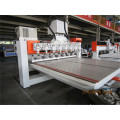 4 axis eight heads 3d cnc router