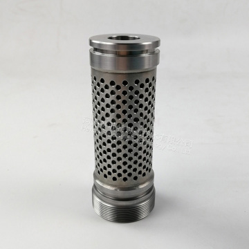 Stainless Steel 316L Backwasing Filter Elements