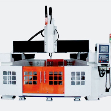 Wood Mould CNC Router Machine