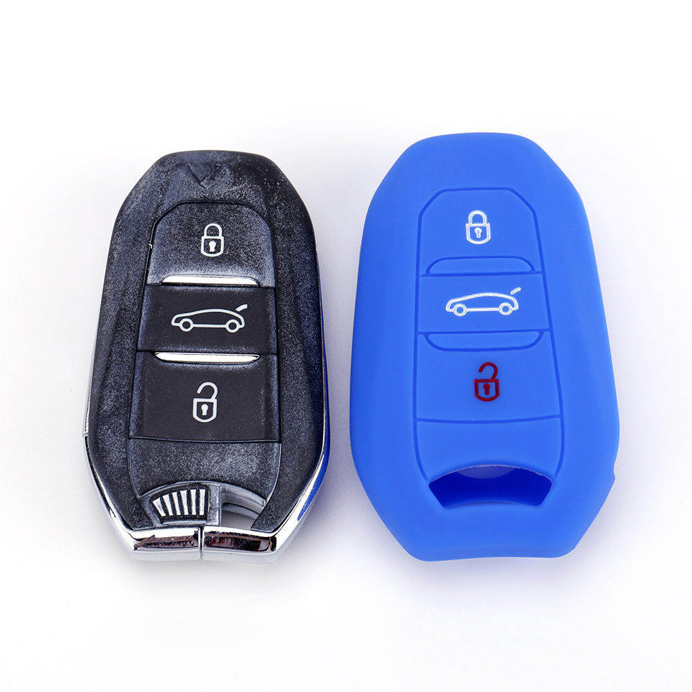 citroen c4 key fob case