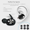 Wireless headset bluetooth headset stereo for smartphone
