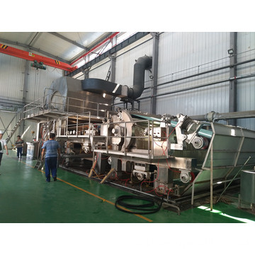 Rice Straw Material Paper Making Machine