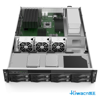 Entertainment management server chassis