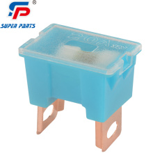 Automotive Cartridge Fuse Male Terminal Blade Case Box