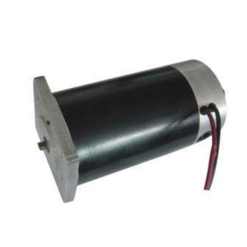 Door openers 110mm brushed DC motors aluminium die cast endcaps