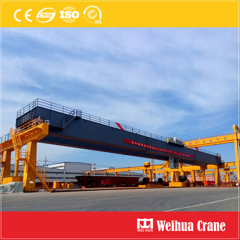 Overhead Crane For Nuclear Power Plant