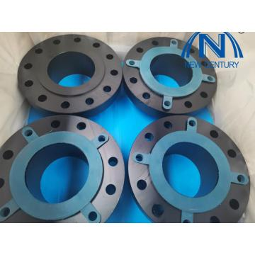 Custom forged steel RTJ pipe flanges