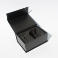 Luxury Magnetic Flap box Electronics Carboard package Matte