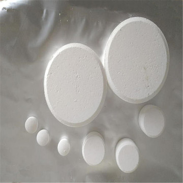 90% TCCA Chlorine Tablet For Water Treatment