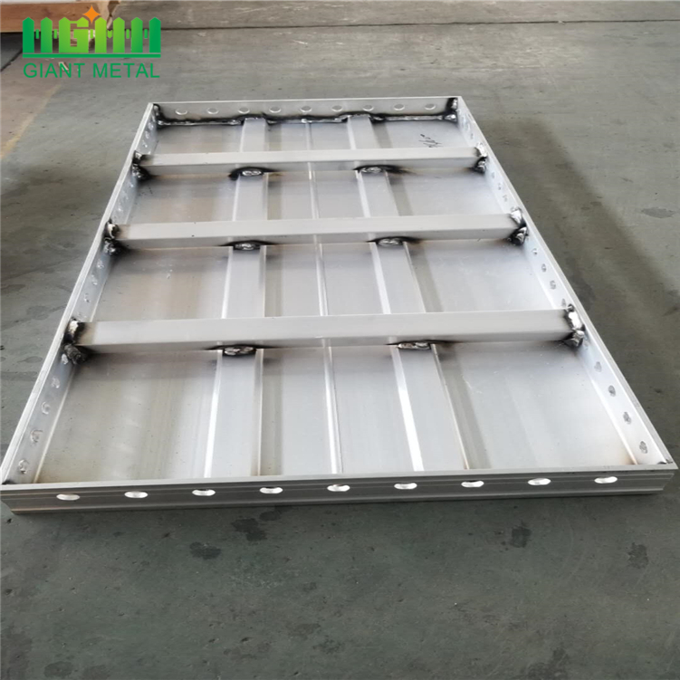 Building wall 6061-T6 Aluminium construction formwork