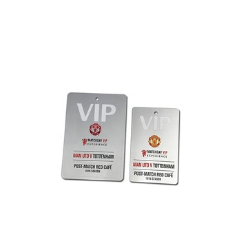 PVC Gift Vip Loyalty Membership Card