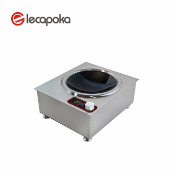 Low Voltage Induction Cooker Built In Induction Cooker