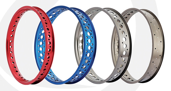 26x4 0 Fat Bike Wide Colorful Alloy Hollow Rim China Manufacturer