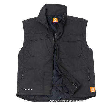 Windproof waterproof and breathable Winter Bodywarmer