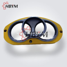 Hot DN205 Wear Plate And Cutting Ring