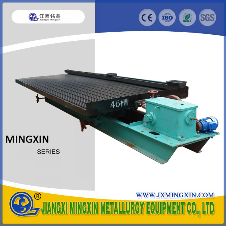 Hot Selling Gold Refining Shaker Table