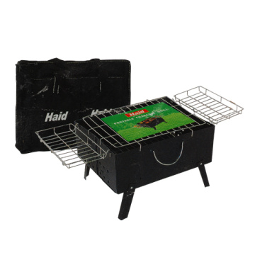 barbecue folding grill vegetables oven
