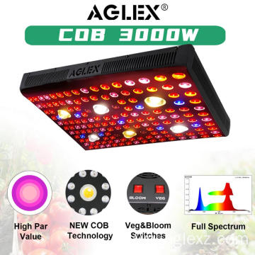 High PAR LED Grow Light for Tomatoes