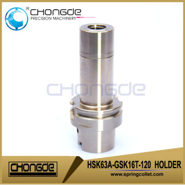 HSK63A-GSK16-120 Ultra accuracy CNC Machine Tool Holder