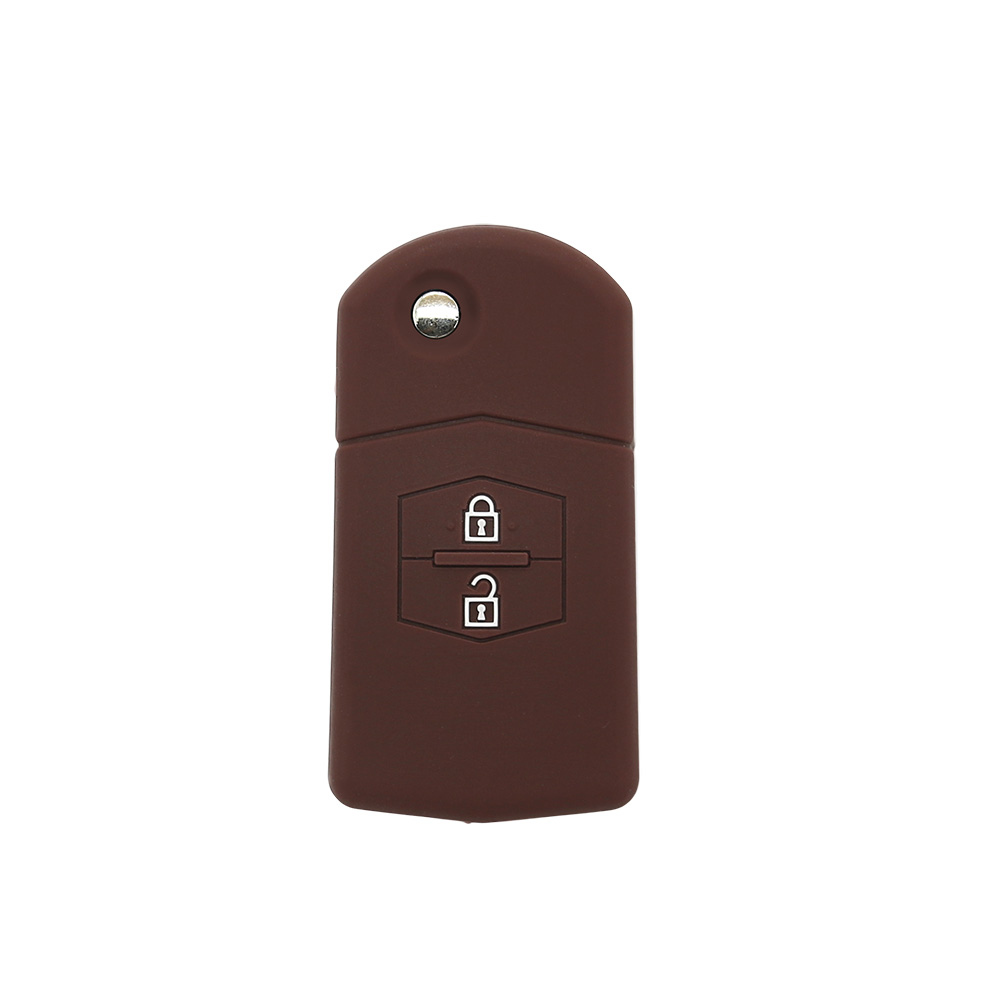 Silicone Magnetic Key Cover For Mazda