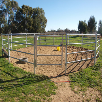 Galvanized Pipe Horse Fence Panel Fence Horse